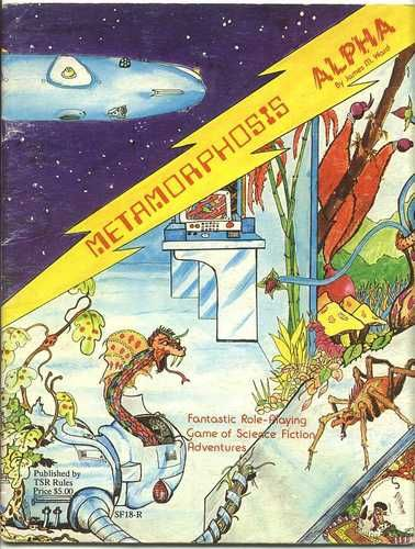 1976 Metamorphosis Alpha. Love the concept, hated the game. Here look at a few hundred posts on the subject http://forum.rpg.net/showthread.php?424444-Setting-riff-Metamophasis-Alpha-The-Argon&highlight=Argon