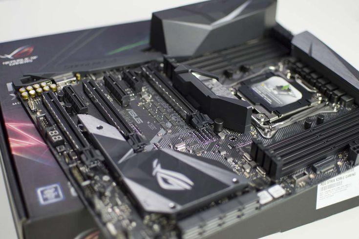 Analizamos la placa baseASUS RoG STRIX X299-E GAMING, una de las mejores placas base del mercado para los procesadores Intel Core Extreme de la familia Skylake-X y Kaby Lake-X   INTRODUCCIÓN  La placa base es uno de los elementos más importantes a la hora de crear un equipo, donde debemos bu...