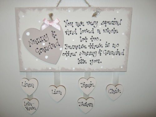 Nanny and grandad xmas gifts for parents