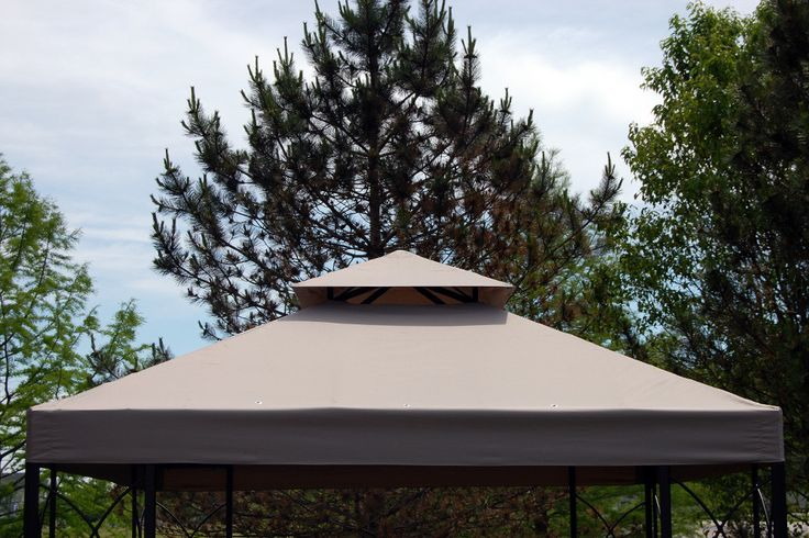 8'x8' Garden Treasures Gazebo Replacement Canopy / High Grade