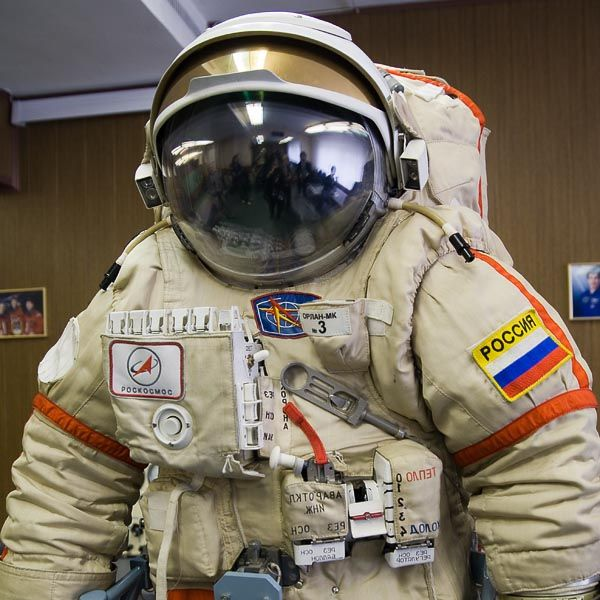 Zvezda Museum and Space Suit Photo Report