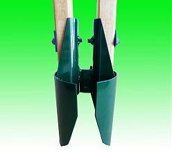 Термит  ручной экскаватор это такая штука с помощью которой можно делать глубокие лунки в земле.  Например при посадке деревьев, при установки забора строительства фундамента.  Не требует навыков в работе. http://zacaz.ru/products/dacha-sad-ogorod/instrument-dlya-ogoroda/ruchnoj-ekskavator-termit/