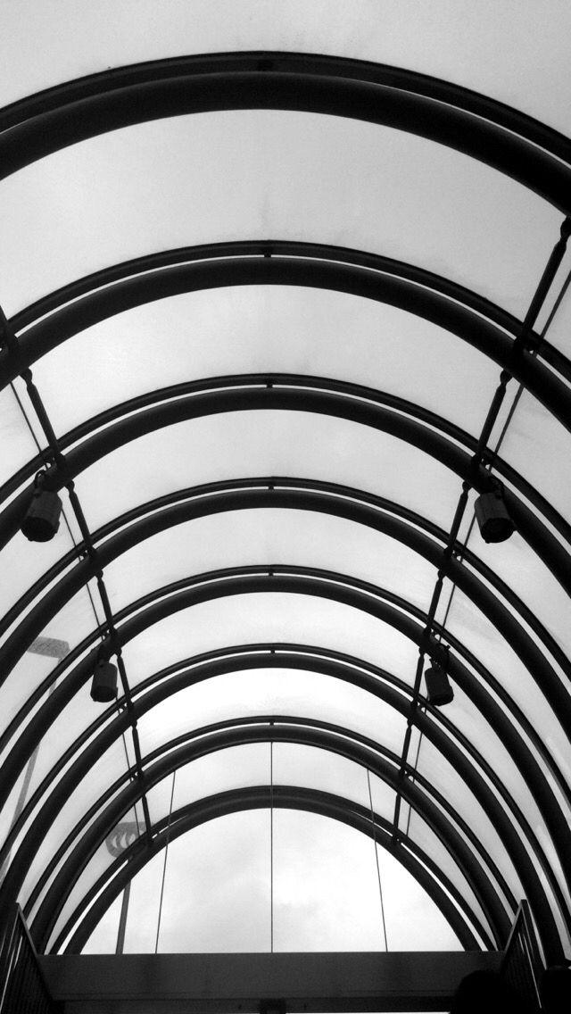 #arco #Metro #ByN #Curvo