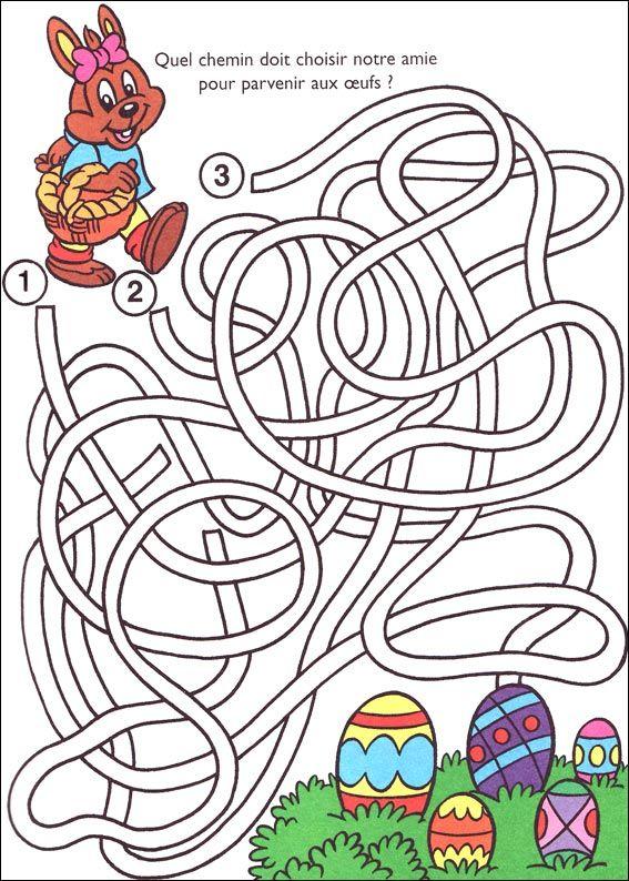 Jeu du labyrinthe imprimer coloriage magique pinterest jeu labyrinthe labyrinthe et jeux - Jeu labyrinthe a imprimer ...