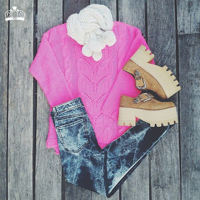 [ OUTFIT DE GRECIA ] ➳ THINK PINK