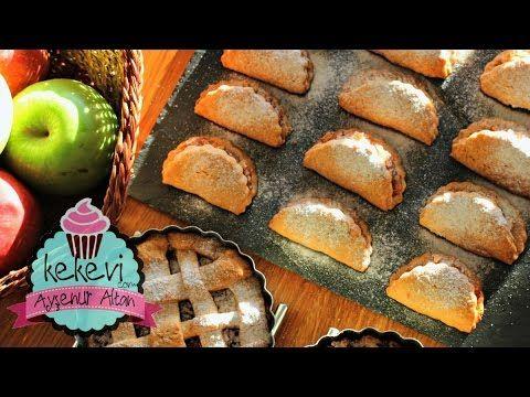 Elmalı Kurabiye (Ağızda Dağılan Mükemmel Hamur) | Ayşenur Altan Yemek Tarifleri - YouTube