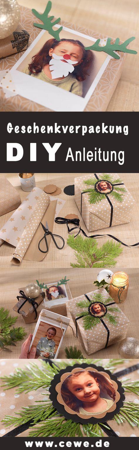 Geschenkverpackung für Weihnachten: Schöner als j ede Schleife #Beleuchtung #Dekoration #Weihnachten #Wohnen #Gemütlich #Winterdeko #Weihnachtsbaum #LED #DIY #Tutorial #weihnachtenbasteln #weihnachtengeschenke #weihnachtendekoration #weihnachtenbilder #weihnachtenkreativ #weihnachtendeko #Geschenkidee #verschenken #beschenken #nachttisch #fotos #fotoprodukte #fotoabzüge #poster #schenken #geschenkverpackung