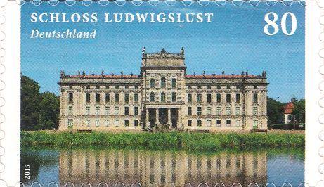 Briefmarke-Europa-Mitteleuropa-Deutschland-80-2015-Ludwigslust