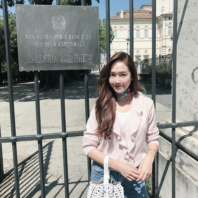 Jessica Jung @jessica.syj on Instagram photo May 18