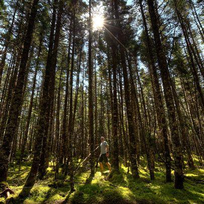 Experience Parks, New Brunswick, Canada