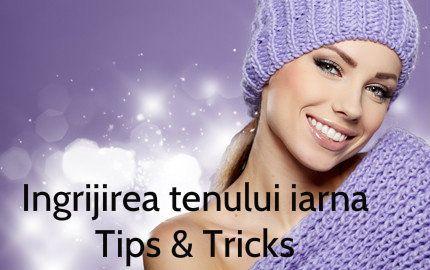 5 pasi simpli pentru ingrijirea tenului in anotimpul rece | Color Me with Beauty