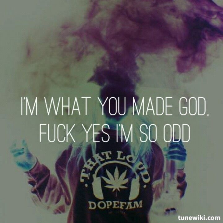 Just What I Am Kid Cudi