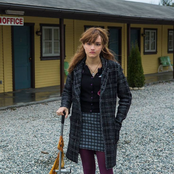 Olivia Cooke (Bates Motel)