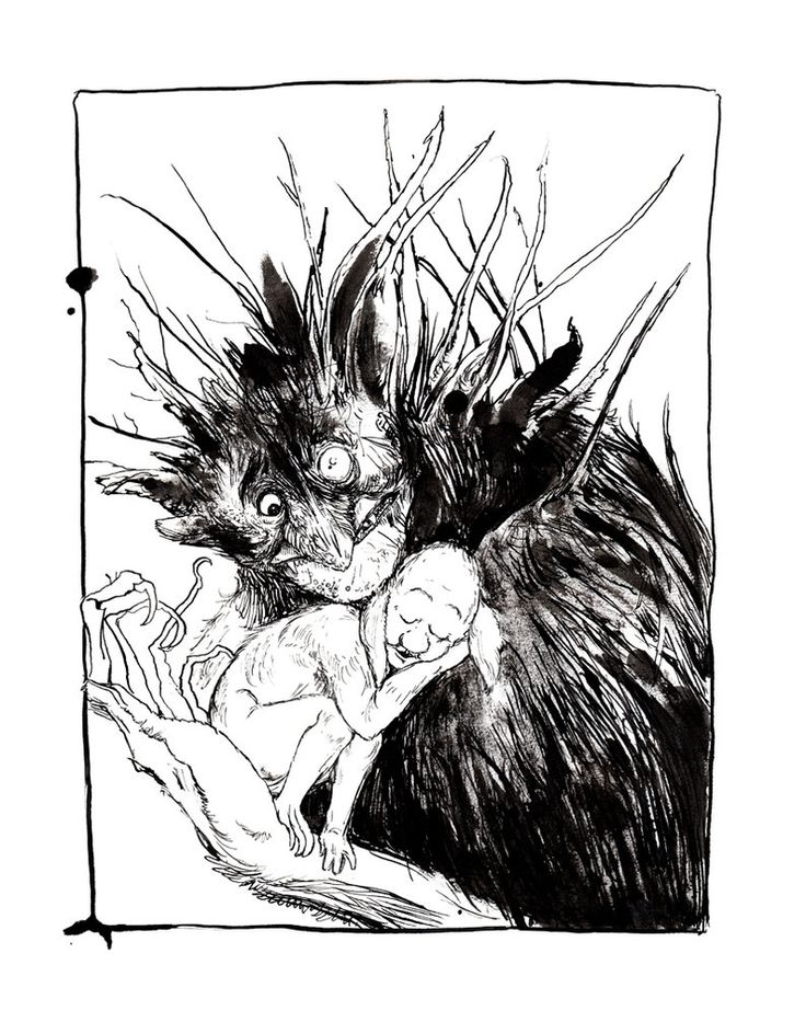 About the Freak and the Fool by Bakhareva on DeviantArt