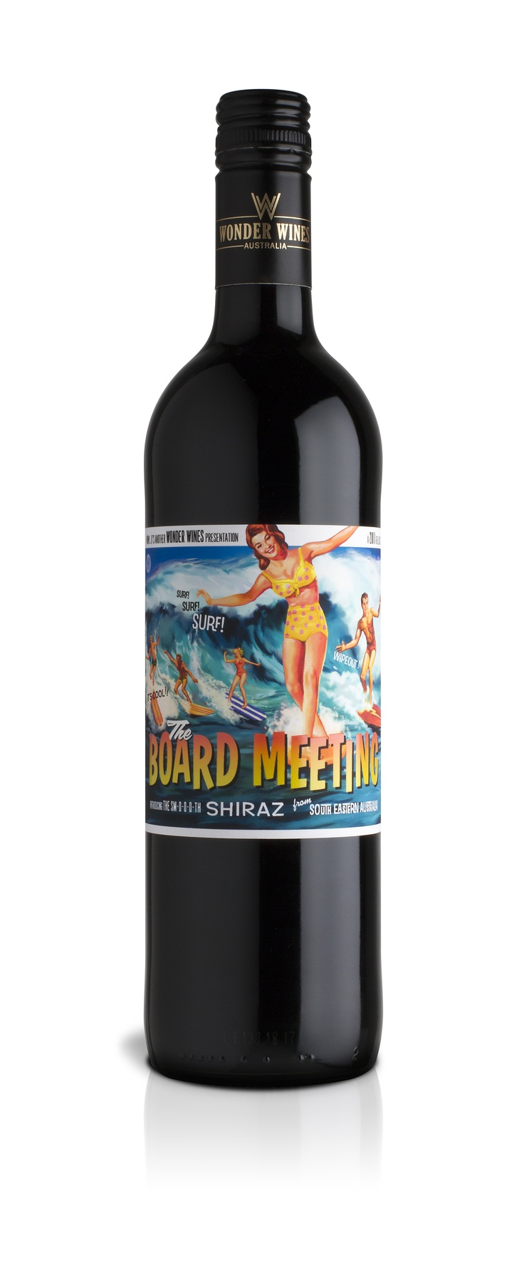 THE BOARD MEETING Shiraz has aromas of dark forest fruits with flavours of juicy plum, subtle spice and toasty oak! #Wine
