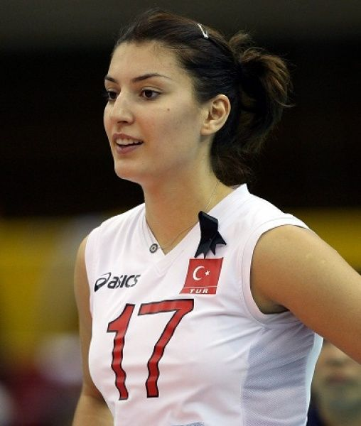 Volleyball Team | ... in action for the Turkish womens volleyball team / Istanbul 2020