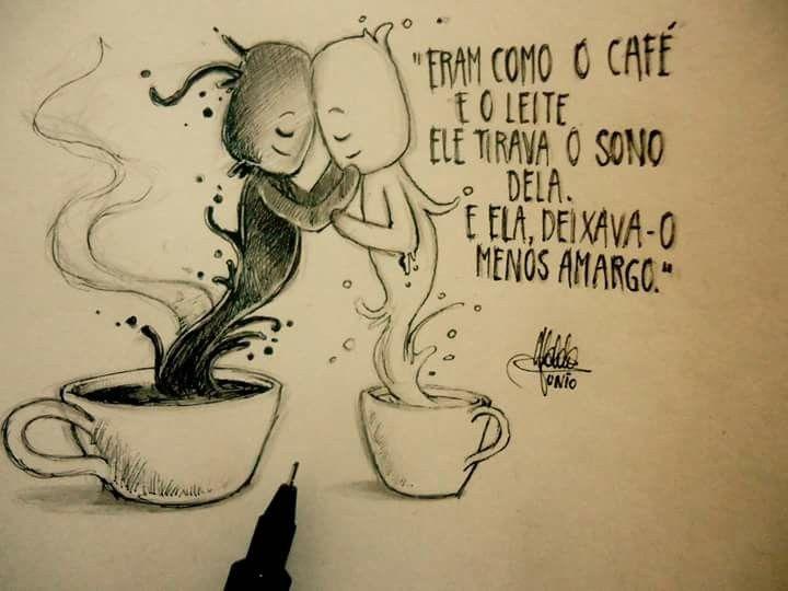 Café com leite♡