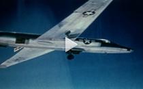 "Lockheed U-2 First Flight of the ""Dragon Lady"".Lockheed Martin Archives. Groom Lake, Nevada. 01 August 1955."
