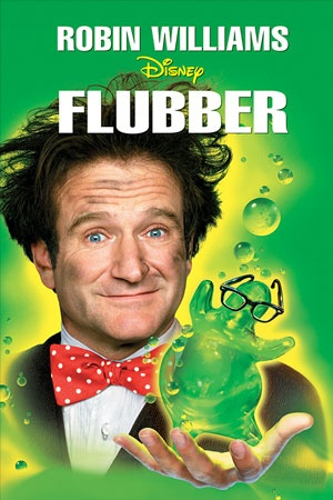 day seventeen. Least favorite classic. Flubber, I find this movie extremely annoying.