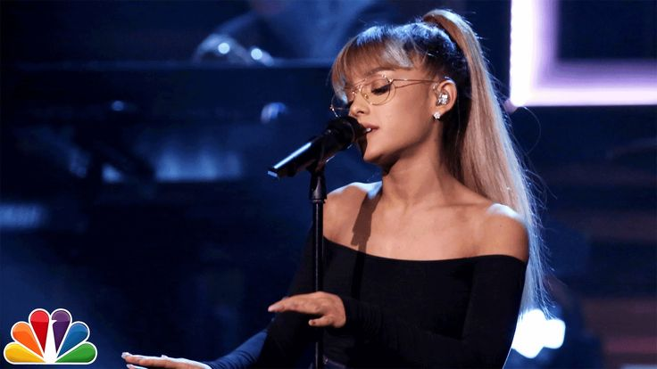 """Music guest Ariana Grande performs """"Jason's Song (Gave It Away)"""" for the Tonight Show audience. Subscribe NOW to The Tonight Show Starring Jimmy Fallon: http..."""