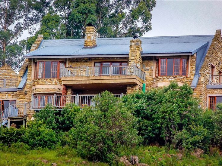 Amanzi Country Manor - Amanzi Country Manor (Sleeps 8:  Rates quoted above are for the ENTIRE house. To ensure absolute privacy whether 2 or more persons, rate remains the same as above) .  Amanzi Country Manor is a luxury self-catering ... #weekendgetaways #nottinghamroad #southafrica