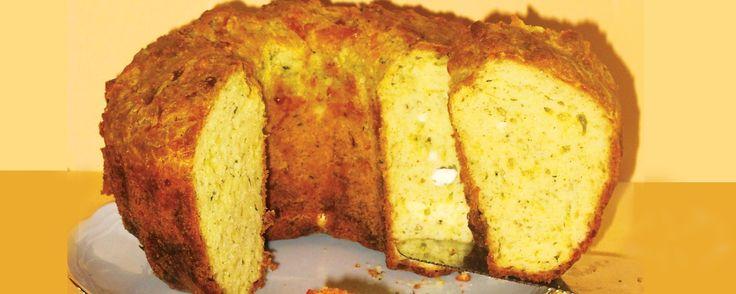 Τυρόπιτα κέικ