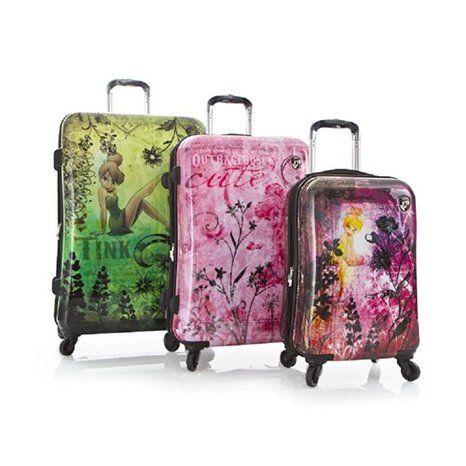 disney luggage set