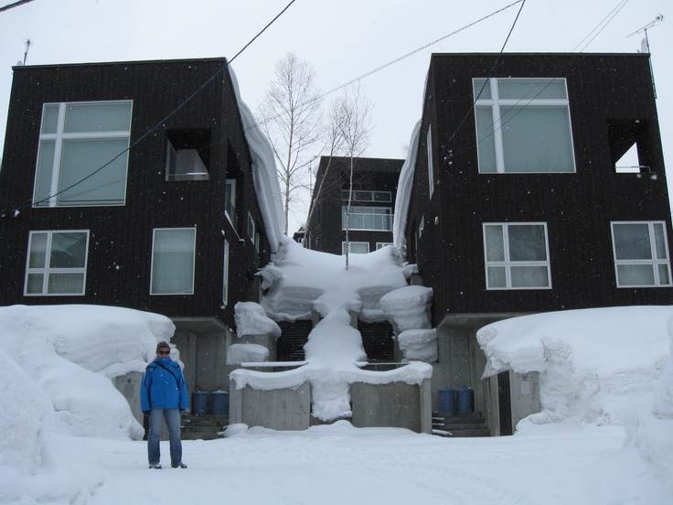 Niseko townhouse