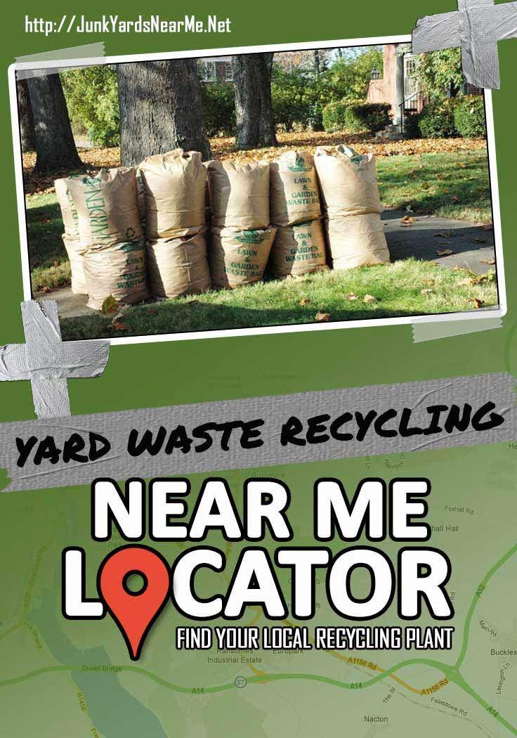 Yard Waster Recylcing Near Me [Locator Map + Guide + FAQ
