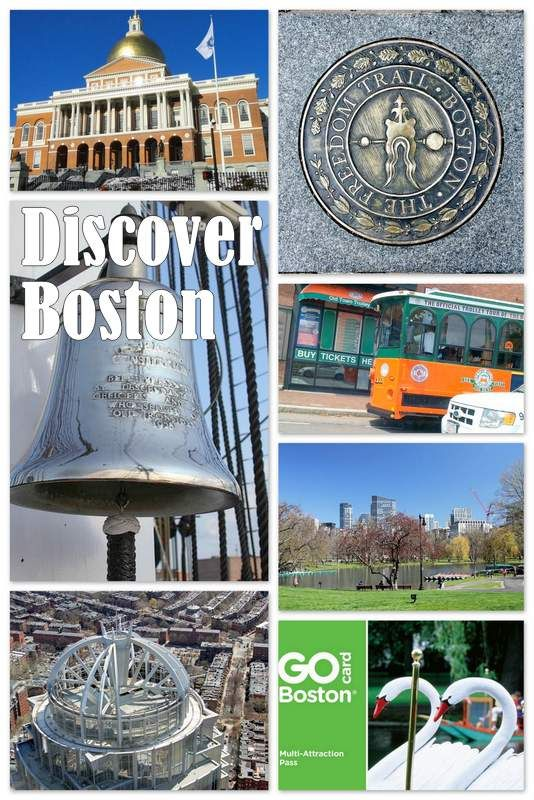 "There are so many things to see and do in Boston. 41 attractions, museums, tours, cruises, and more. With the ""Go Boston Card"" you save up to 55% on top Boston attractions and pay nothing at the gate! {affiliate link}"