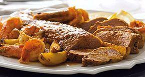 Aprenda a fazer Lombinhos de porco assados no forno com camarão de maneira fácil e económica. As melhores receitas estão aqui, entre e aprenda a cozinhar como um verdadeiro chef.