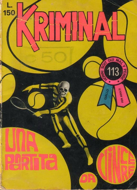 Kriminal magazine.