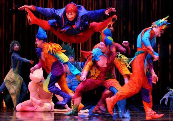 Varekai - Cirque de soleil