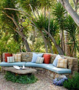 Arredare il giardino con pietre e sassi! 20 idee per