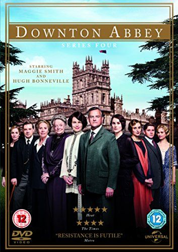 From 2.50 Downton Abbey - Series 4 [dvd] [2013]