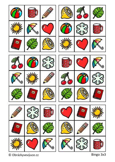 bingo 3x3
