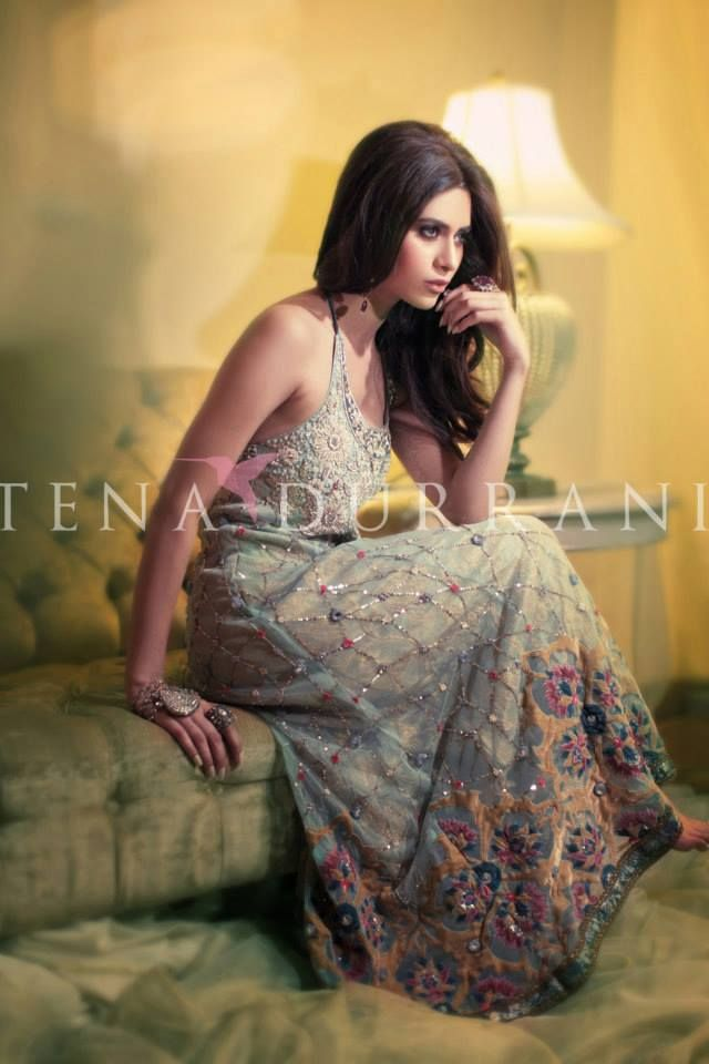 Tena Durrani Bridal Dresses Collection 2015 for Women