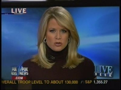 HairTalk®: Beautiful People, Beautiful Hair > Celebrity Hair Talk > Martha Maccallum Fox News Hottie > Page 1