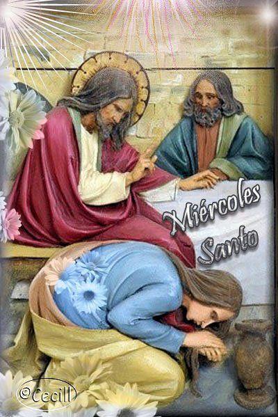 IMÁGENES Y GIFS ANIMADOS : IMÁGENES DE SEMANA SANTA - MIÉRCOLES SANTO