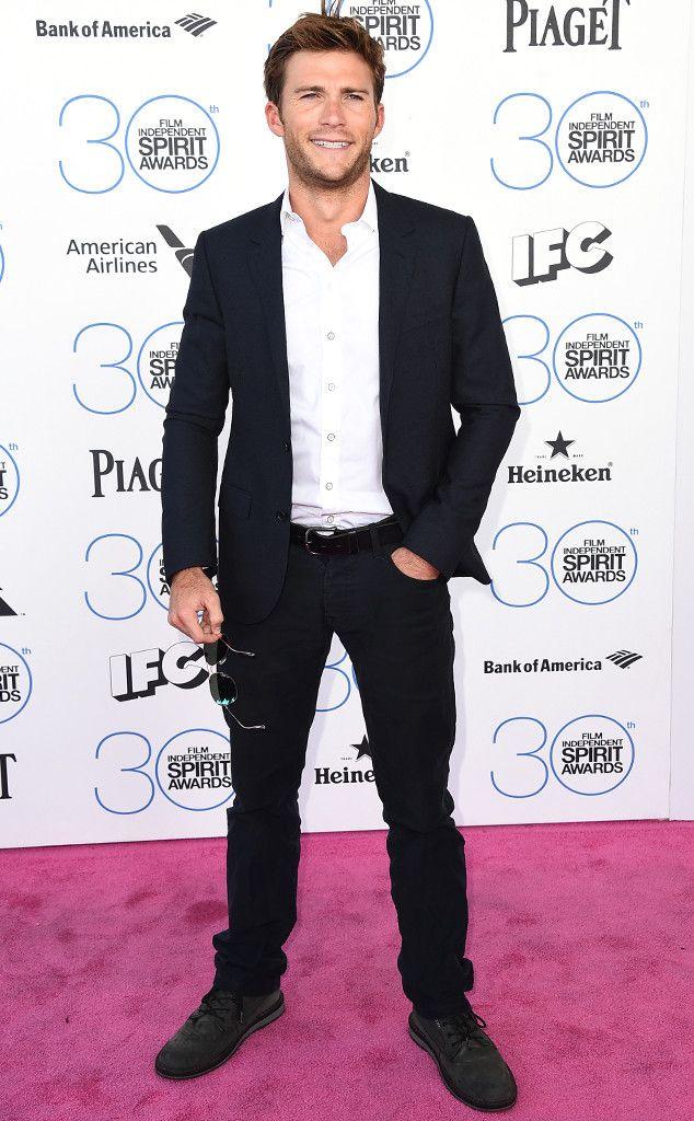 Scott Eastwood- 2015 Film Independent Spirit Awards