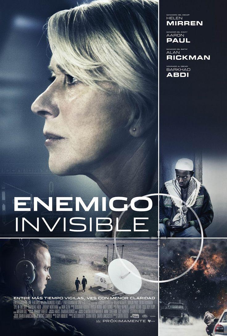 CINEMA unickShak: ENEMIGO INVISIBLE - cine MÉXICO Estreno: 22 de Abril 2016