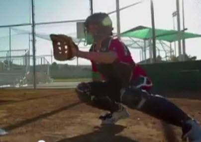 Can you imagine sitting behind the plate catching superstar pitchers like Cat Osterman? Megan Willis has done it. And in today's Softball Video of the Day, she tells you how she not only survived - but prospered - handling some the best pitchers in women's fastpitch softball history. ===>> http://bestsoftballvideos.com/fastpitch-softball-catchers-special-megan-willis-on-handling-tough-pitches/