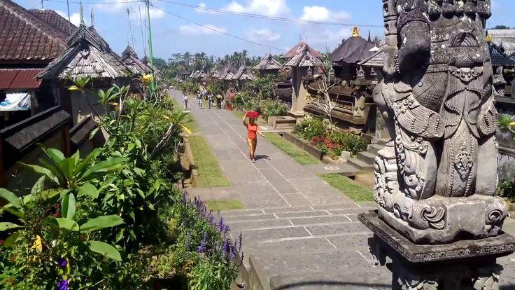 Review Travel Guide: Desa Pekraman Panglipuran Bali