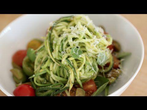 Avocado Carbonara - YouTube