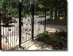 17 Best Images About Metal Fences And Garden Art On