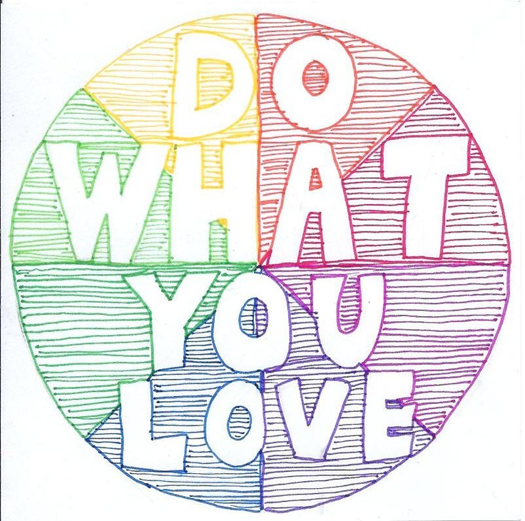 do what you <3