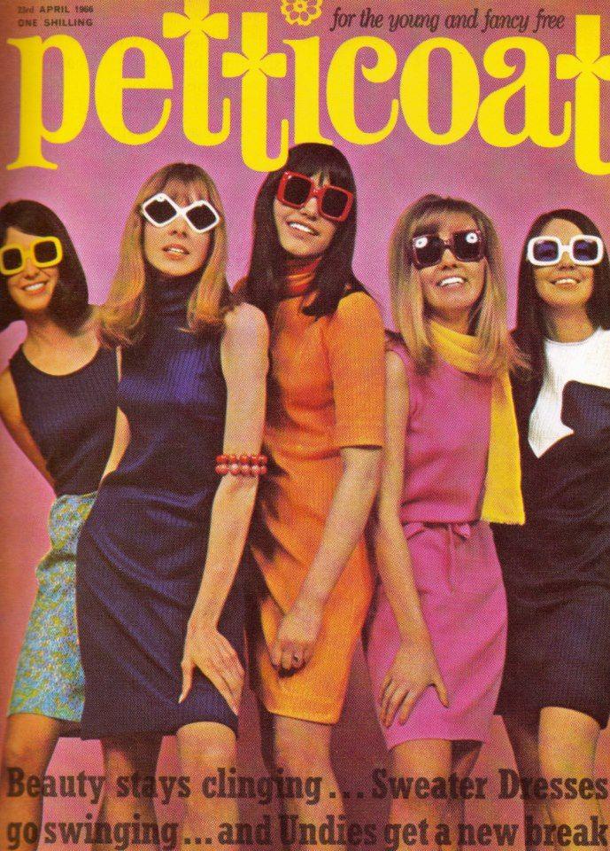 Petticoat Magazine 1966