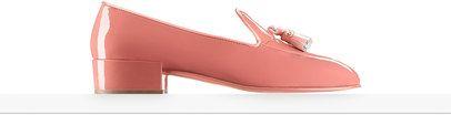 Spring-Summer 2017 Pre-Collection - patent kangaroo-pink