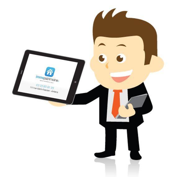 immopatrimoine.fr est composée d'agents dynamiques et compétents à votre service.