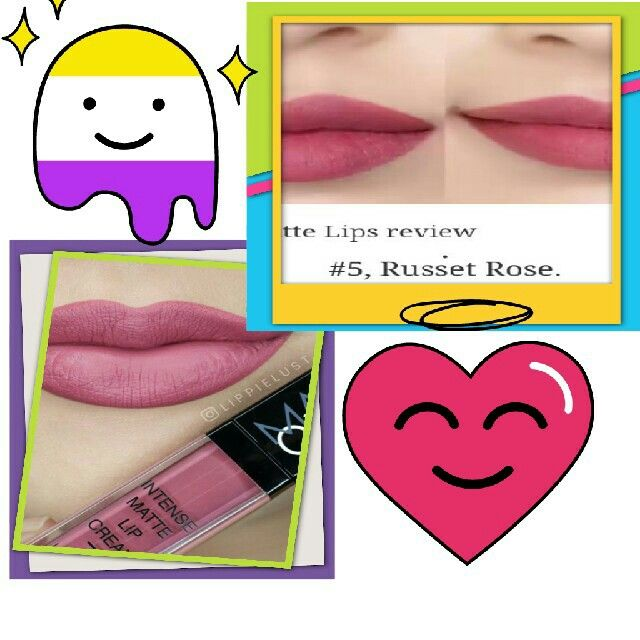 Hmmm....looking for lipstick with color nearly same with clio mad matte